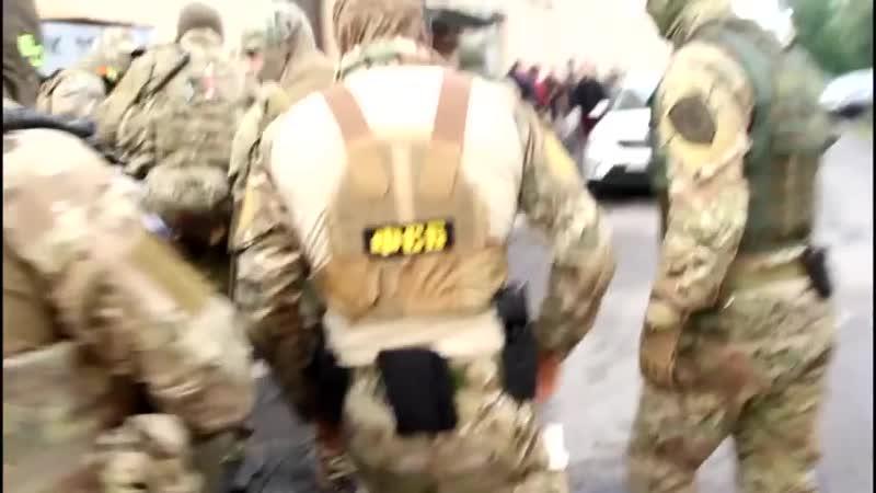 ФСБ задержала сторонников ИГ в Санкт-Петербурге