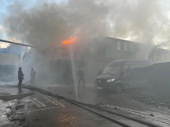 Взрыв под Москвой: под завалами могут находиться люди